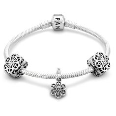 Buy PANDORA Floral Lace Moments Bracelet online today, free P&P and same day dispatch. Beadazzle sell Pandora Jewellery, Bracelets Charms and Beads. Pandora Bracelets, Pandora Jewelry, Silver Bracelets, Lace Bracelet, Bracelet Clasps, Pandora Uk, Pandora Charms, John Greed Jewellery, Latest Jewellery