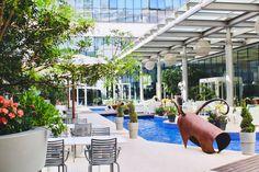 T Hotel: Hotel a Cagliari Estate, Affair, Pergola, Outdoor Structures, Patio, Outdoor Decor, Design, Home Decor, Environment