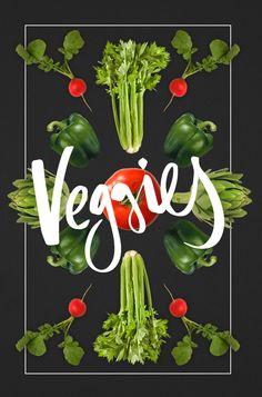 veggies by corina nika