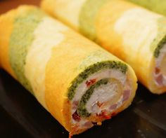 Fresh Rolls, Nutella, Carne, Sushi, Good Food, Food And Drink, Appetizers, Cooking Recipes, Ethnic Recipes