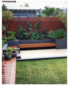 Small Garden Landscape, Small Backyard Gardens, Backyard Garden Design, Small Backyard Landscaping, Landscape Design, Backyard Ideas, Backyard Pools, Outdoor Gardens, Garden Ideas