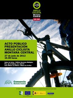 Presentación Anillo Ciclista Montaña Central Movies, Movie Posters, Fiestas, Culture, Naturaleza, Events, Blue Prints, Films, Film Poster