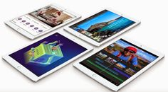 With Apple said to unveil its long-rumored iPad Pro in November, many assumed that both the iPad mini 3 and iPad Air 2 would see refreshes. Ipad Mini 3, Ipad Air 2, Apple Inc, Ipad Pro, Planet Of The Apps, Nexus 9, Apple Launch, Ios, Galaxy Tab S