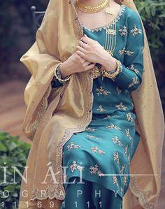 Pakistani Fashion Party Wear, Pakistani Wedding Outfits, Indian Bridal Outfits, Pakistani Couture, Pakistani Bridal Wear, Pakistani Dress Design, Beautiful Dress Designs, Stylish Dress Designs, Stylish Dresses