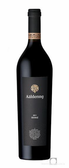 Wine Photography: Aaldering Shiraz 2011. www.bakkesimages.co.za