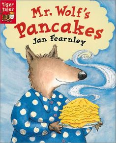 The Book Doctor sniffs out the best picture books with pancakes in them to read on Pancake Day from Eric Carle's Pancakes, Pancakes to Jan Fearnley's Mr Wolf's Pancakes Best Children Books, Childrens Books, Shrove Tuesday Activities, Shrove Tuesday Eyfs, Mister Wolf, Traditional Tales, Little Red Hen, English Reading, Library Lessons