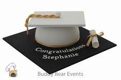 Graduation Cap.  www.buddybearevents.com.au