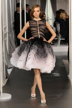 Christian Dior Haute Couture Spring-Summer 2012