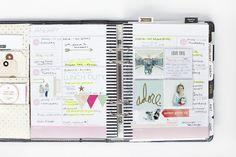 stephanie makes: Memory Planner: January