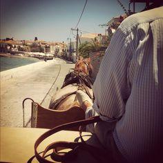 Spetses island ...no cars allowed