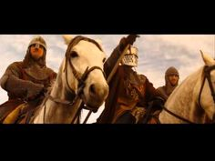 Arn The Knight Templar Fight Scene (HD) - YouTube