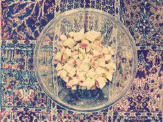 BACKVERGNÜGEN #4 – Apple Crumble zum ersten Advent by Isabelle Zucker