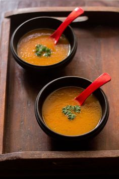 carrot tomato soup recipe, easy and healthy carrot tomato soup recipe