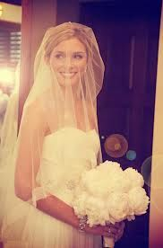 I like the length of this veil.   Over the face wedding veils - Google Search