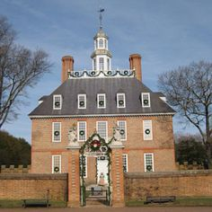 Colonial Williamsburg at Christmas-Still one of my all time Favorites...can't wait to go back.
