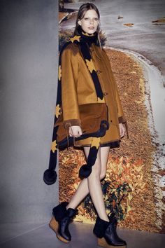 Pin for Later: 50 Fashion Week Looks That Prove the Catwalk Is Wearable Coach Autumn/Winter 2014 Photo courtesy of Coach