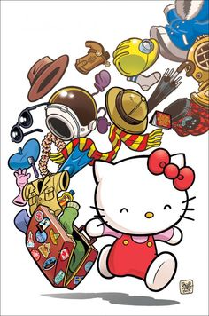 Hello Kitty Comic Book  Comic CON