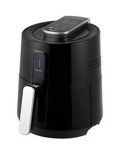 Swan Digital Air Fryer in One Colour - Products - Kuchen Air Fryer Deals, Air Fryer Review, Pro Cook, Best Air Fryers, Air Fryer Healthy, Pen Design, Digital Timer, Cooking With Olive Oil, One Color