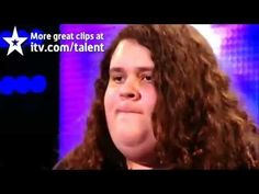 Charllote And Jonathan Best Audition Ever Britain Got Talents 2012 (+pla...