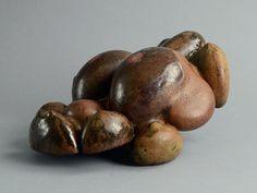 Unique sculptural form by Beate Kuhn