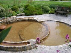 SIGHTS. Chalice Well & Gardens. People have been dunking, drinking and paddling at the Chalice Well  Gardens, a natural spring just below Glastonbury Tor, for at least 2000 years. The rust-red waters from this ancient well are rumoured to have healing properties, good for ever