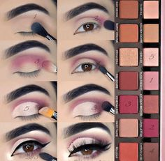 4 Different Looks with Anastasia Renaissance Palette – healthandbeauty4ever