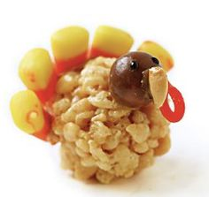 rice crispy turkeys!