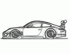 Cool Free Printable Race Car Coloring Pages For Kids Therapy Things
