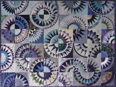Rune's New York Beauty Quilt #: 1021776  Added on 02/03/2013   Owner: Rune Hornung   Made By: Norma Hornung Year Made: 2012 - Certain   Loca...