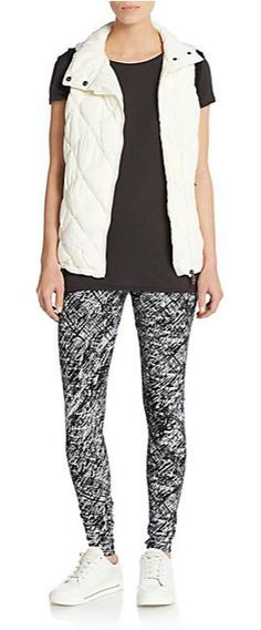 MARC NEW YORK By ANDREW MARC Performance | Quilted Vest | SAKS OFF 5TH