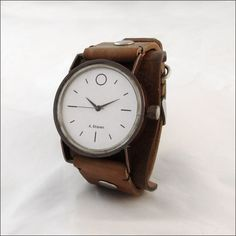 Large Minimal Watch 01 | The ExCB