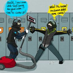 Bandits an addict