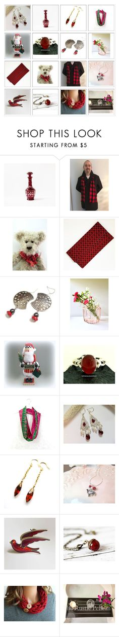 Amazing Holiday Gifts! by therusticpelican on Polyvore featuring As Is, modern, contemporary, rustic and vintage