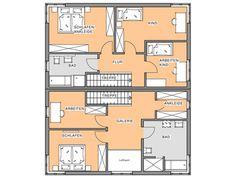 Kubus Doppelhaushälfte Bild 1598