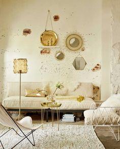 Inspiratie: 7x Interieur met goud + 28 must haves - Makeover.nl