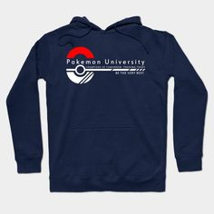 Pokemon University - College Wear Hoodie