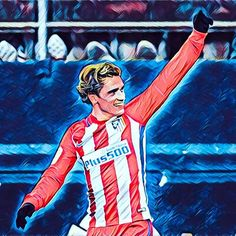 e96dbe6e4 Antoine Griezmann scored his first goal of 2017 on Saturday in   atleticodemadrid s 2-0