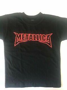 Metallica Never Red Adult Mens T-Shirt