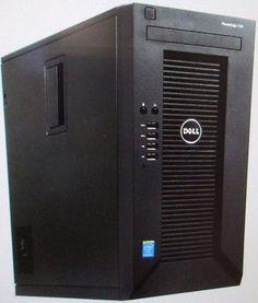 Dell Poweredge T20  Intel XEON E3-1225 v3 3.2GHz 4GB RAM 1TB HD New Open Box-