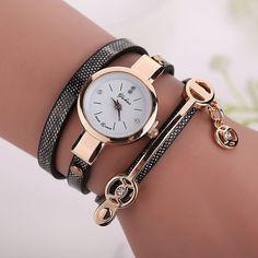 748dec6a7c Luxury bracelet style quartz watch for ladies Fossil Watches For Men, Cheap  Watches, Wrist