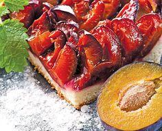 švestkový koláč Ethnic Recipes, Food, Essen, Meals, Yemek, Eten