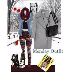 """Glam Monday"" by danuta-byra on Polyvore"
