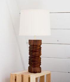 Mugavu Chiseled Penrose Lamp