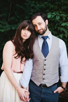 [Heather & Ryan - Chicago Engagement Photographer] » stephaniepanaphotography.com