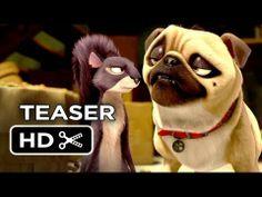 The Nut Job Official Teaser Trailer #1 (2014) - Will Arnett Animated Mov...