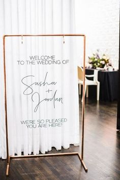 Copper stand welcome sign, wedding bar stand, seating chart stand – Diy Wedding 2020 Seating Chart Wedding, Seating Charts, Wedding Table, Diy Wedding, Copper Wedding Decor, Wedding Favors, Wedding Ideas, Wedding Cake Backdrop, Decoration Buffet