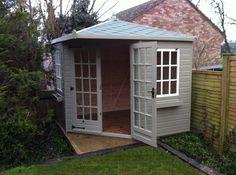 Small Octagonal Summerhouse By Garden Affairs Garden Sheds