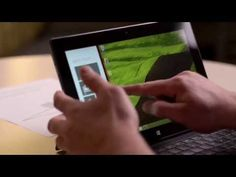 ▶ How to use Skitch Touch as a document camera in the classroom - YouTube