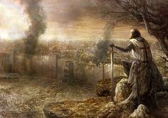 A las puertas de Jerusalén