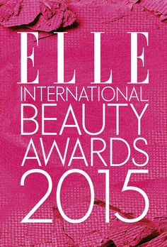 Logo Elle International Beauty Awards 2015